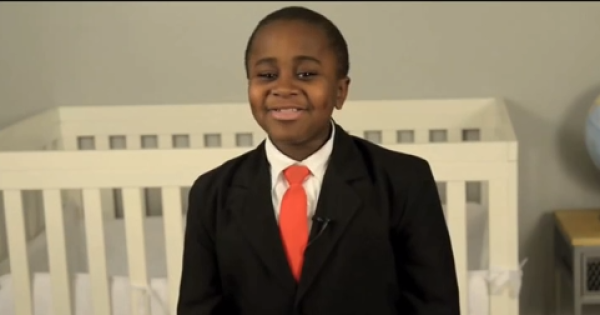 """Kid President Gets """"Real"""" About Life"""