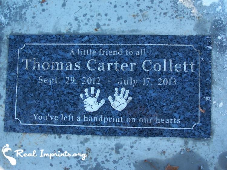 Thomas Grave Stone