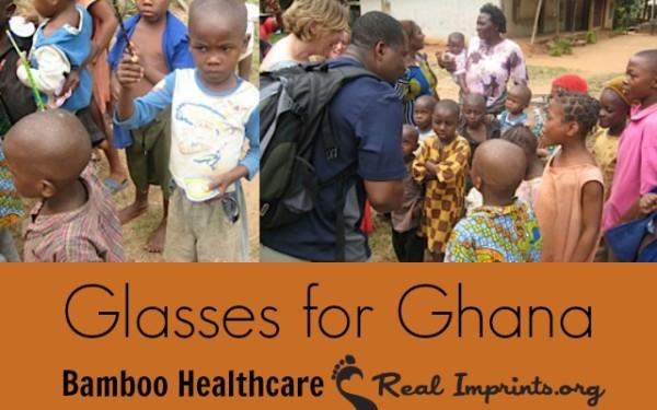 Glasses for Ghana