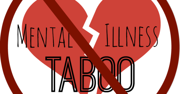 Mental Illness Taboo Needs to End