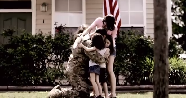 This Will Make You Appreciate Our American Soldiers and Their Families…Grab a Tissue