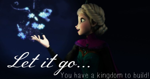 "10 Ways Moms Can Find JOY – ""LET IT GO!"""