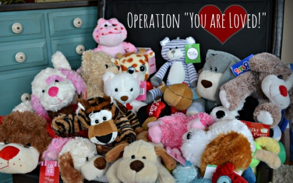 Operation You are Loved