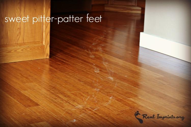 Sweet Pitter-Patter Feet