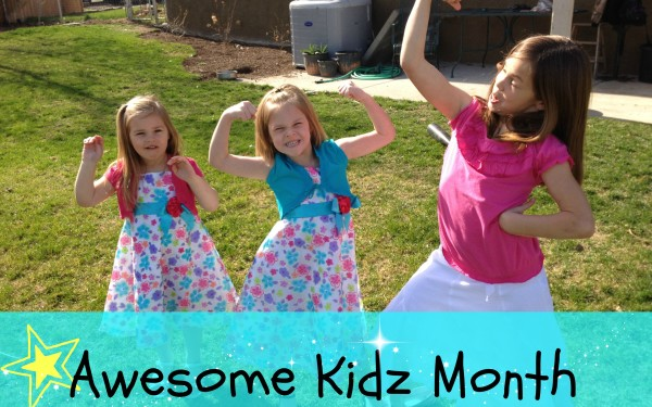 Awesome Kidz Month