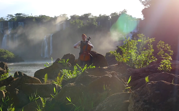 The Mission & How Great Thou Art by ThePianoGuys
