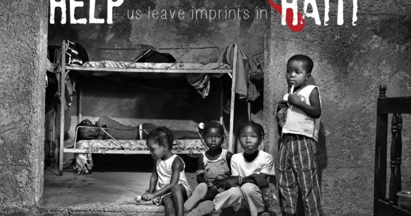 Help Us Leave Imprints in Haiti!