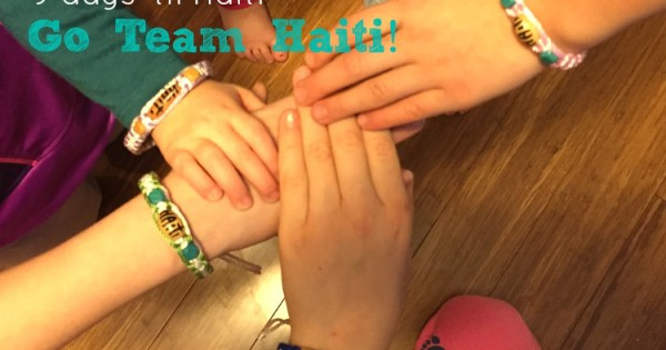 9 Days Until Haiti – Go Team Haiti
