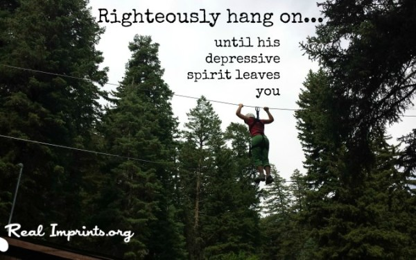 Righteously Hang On