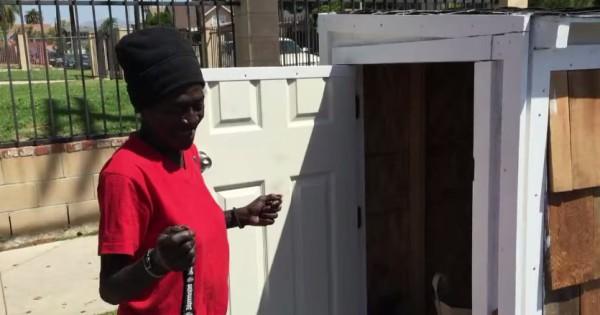 A Tiny House, Huge Purpose