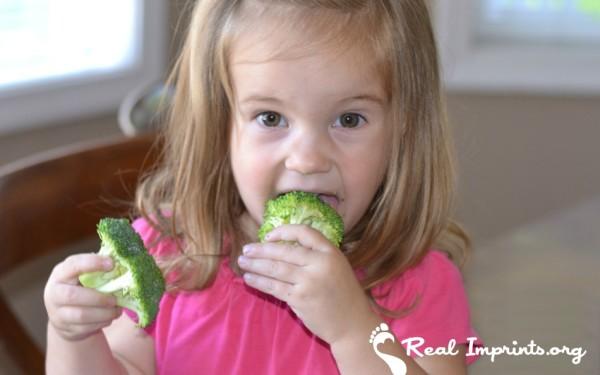 Broccoli and Veggies