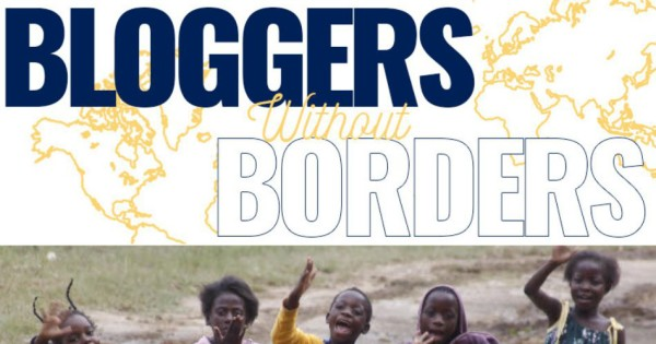 Our Exciting News – Bloggers Without Borders