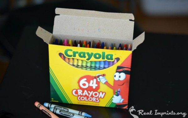 Crayons Story