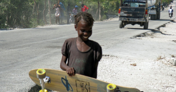 Be My Mother – Helping in Haiti