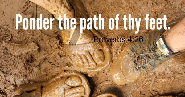 Ponder Thy Path