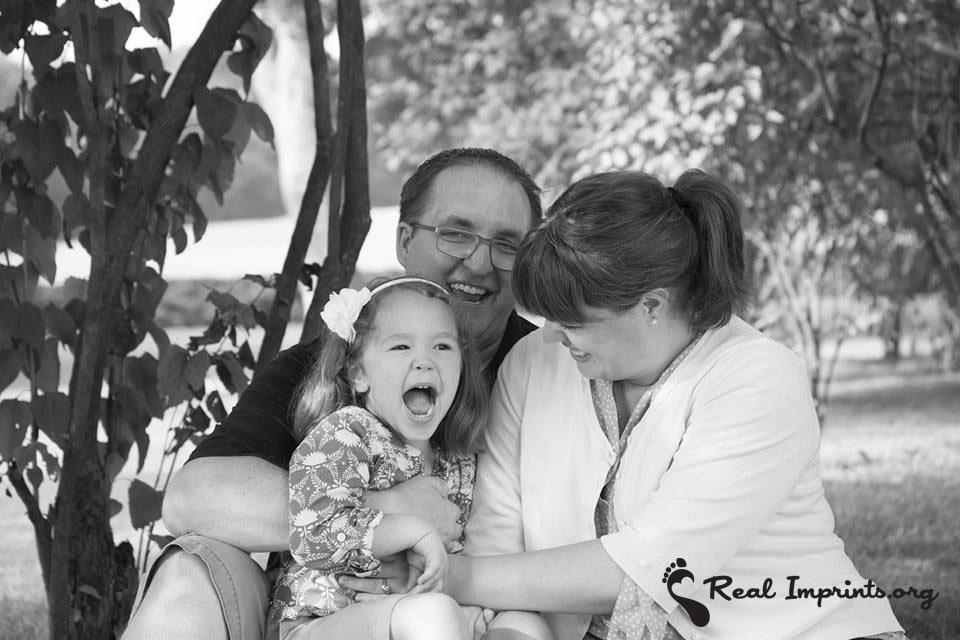 Hannah and family