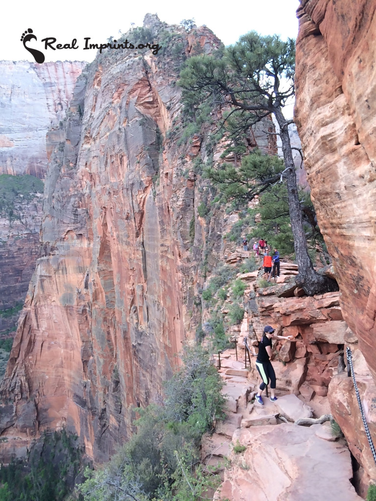 Angel's Landing Scary