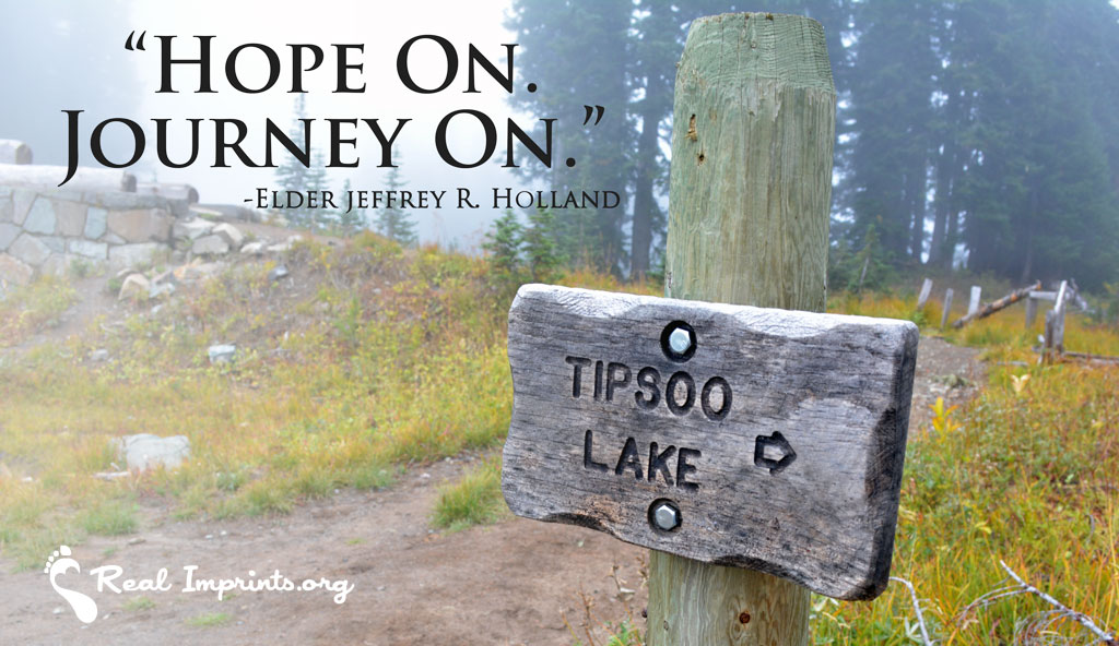 Hope On. Journey On.
