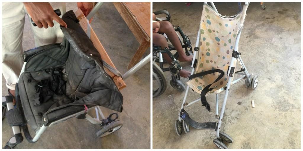 Broken Strollers