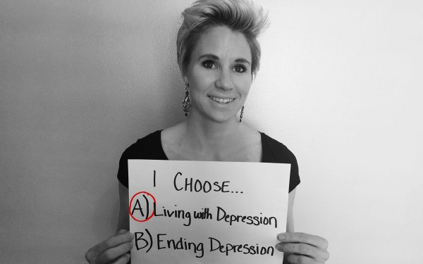 If You Think I Choose Depression, You're Right