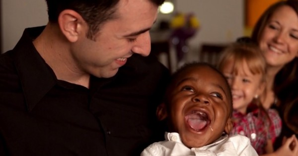 This Couple Followed God's Call for Their Family (at 5 minutes you'll see why)