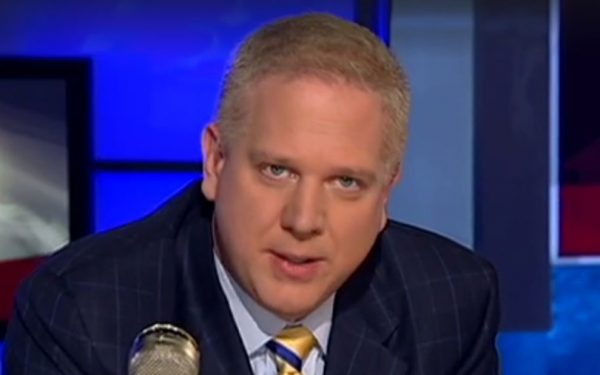 "Glenn Beck Says, ""Don't Give Up"""