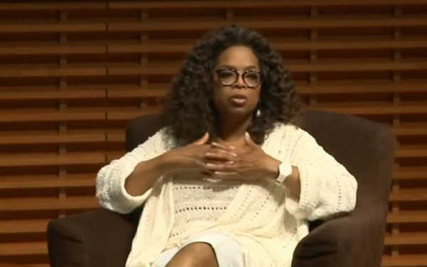 Oprah – There Are No Mistakes
