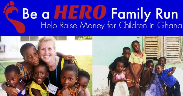 Be a Hero Family Run/Walk