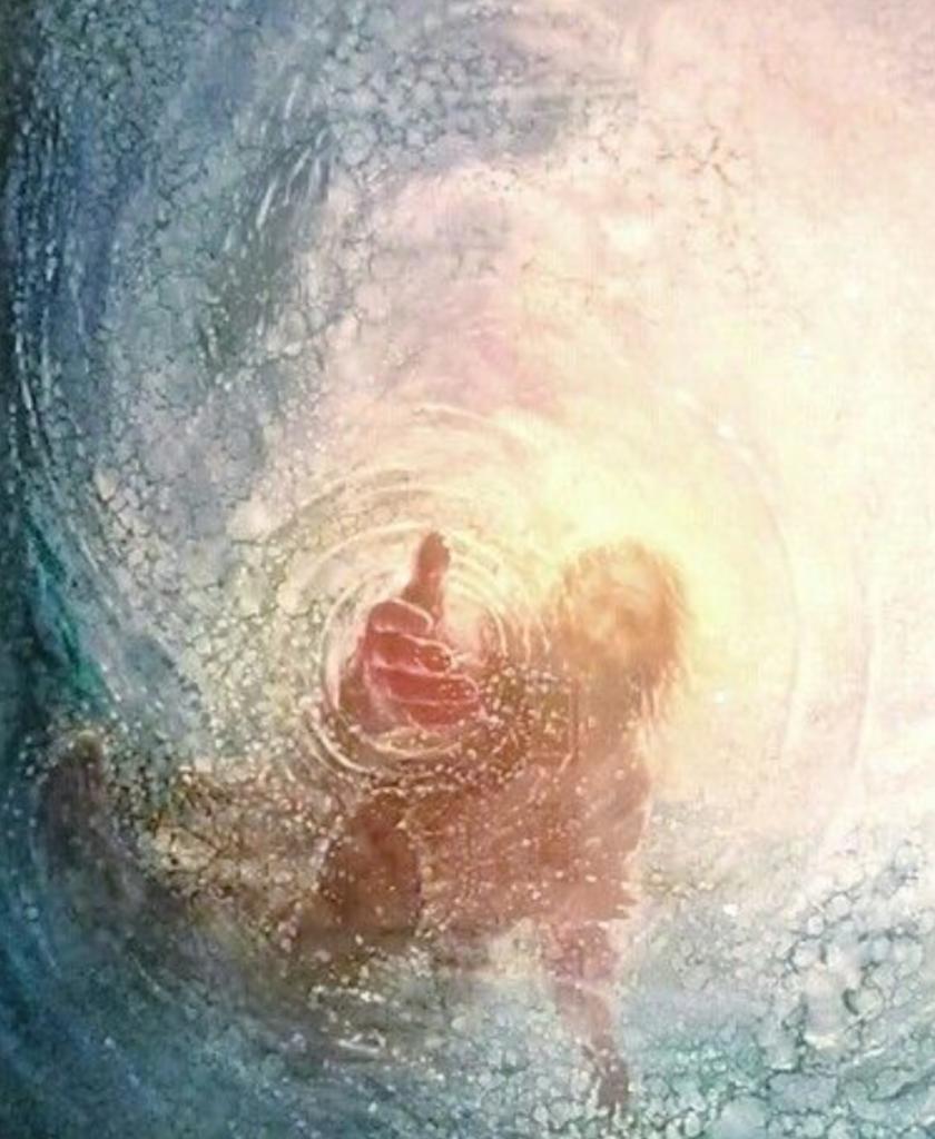 Jesus' Mercy