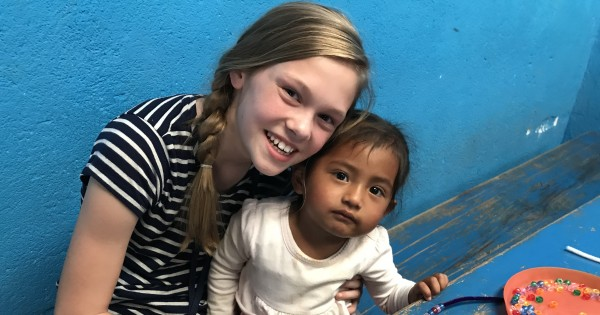 Life Lesson #2 Learned in Guatemala – Exposing Our Kids